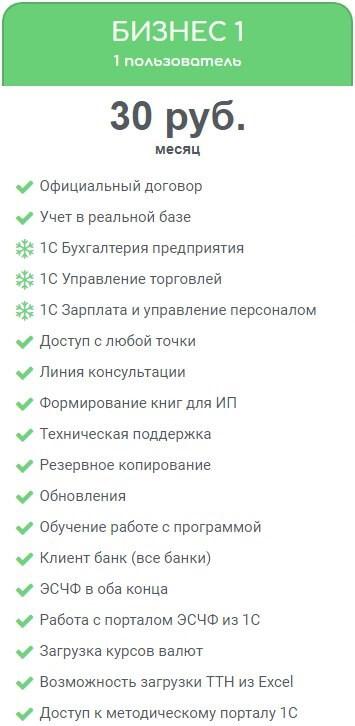 1С Онлайн